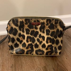 Kate Spade Crossbody - leopard